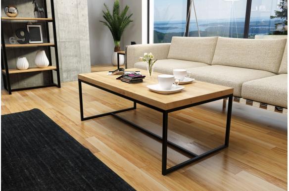 Długi stolik kawowy do salonu