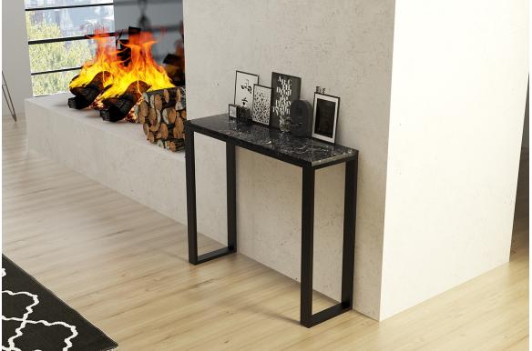 Zdjęcie konsoli do przedpokoju z granitem