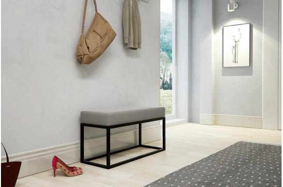 Minimalistyczna ławka do domu